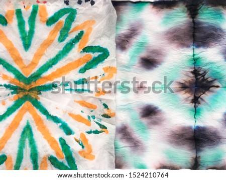 Ethnic Background. Free Style Aquarelle. Watercolor Texture. Dirty Art Style. Dirty Art Background. Dirty Art Background. Native american Tie Dye Batik.