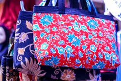 Ethnic Bags made in Indonesia