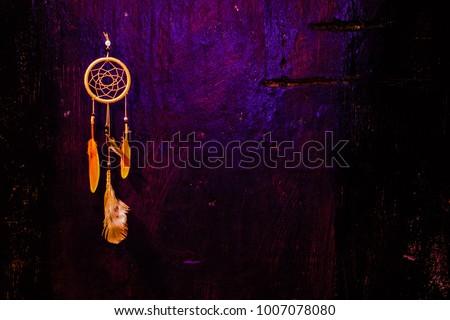 Ethnic decoration dreamcatcher