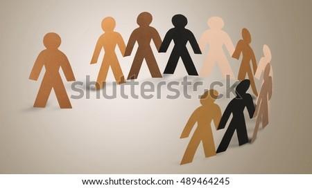 Ethnicity. #489464245