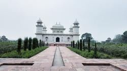 Etmauddaula fort agra India 2nd tajmahal mini tajmahal