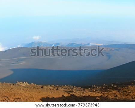 Etna vulkano, Sicilia