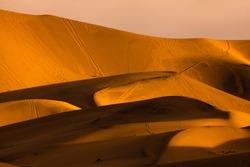 Eureka Dunes Area, Death Valley