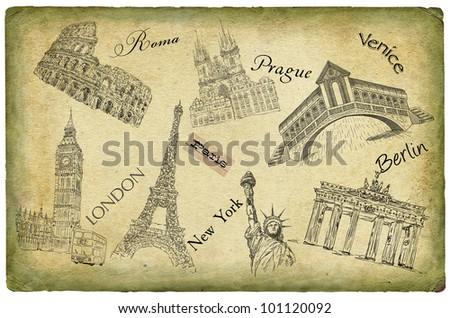 фотообои европа: