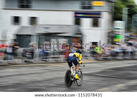 European Championship 2018 - Men's cycling time trials - 08-08-18 #1152078431