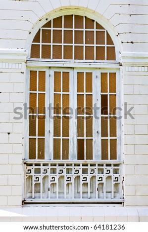 European style window