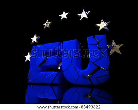 European Union breaks up