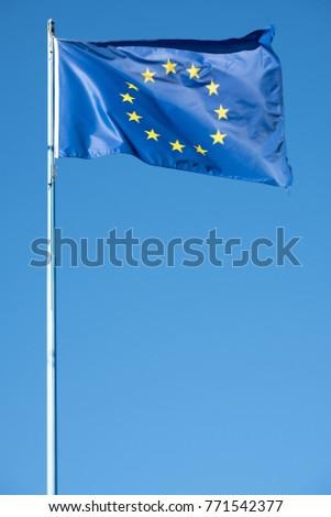 European Union Flag #771542377