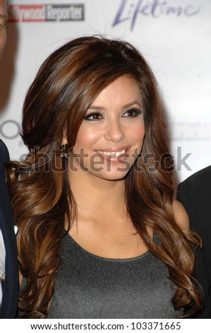 Eva Longoria Parker  at The Hollywood Reporter's Annual Women in Entertainment Breakfast, Beverly Hills Hotel, Beverly Hills, CA. 12-04-09