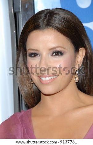 "Eva Longoria Parker at the premiere of ""Over Her Dead Body"" held at the ArcLight Cinema in Hollywood, Los Angeles - 29 January 2008.  Credit: Entertainment Press"