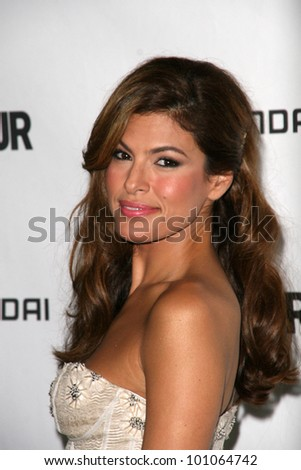 Eva Mendes at Glamour Reel Moments, Directors Guild Theater, Los Angeles, CA 10-25-10