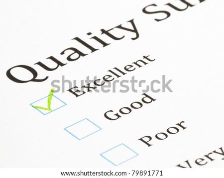 evaluation test