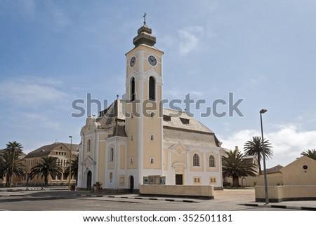 Evangelical Lutheran Church Swakopmund