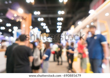 event business background