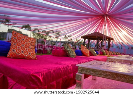 event planning and event shoot / event decoration