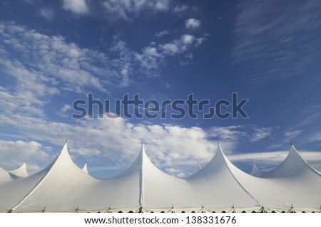 Event tent, Stowe, Vermont, USA #138331676