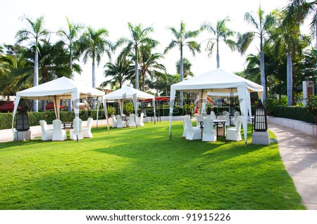 events marquee tent
