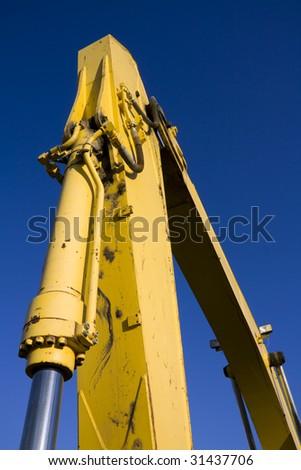 Excavator hydraulics