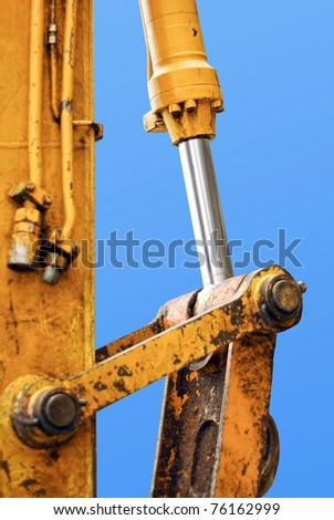 excavator piston