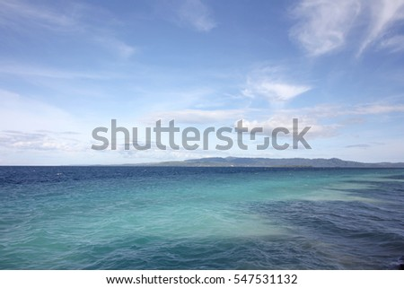 excellence coastal tourism destinations in Indonesia #547531132