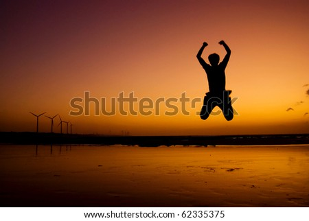 Excited Jump as success concept