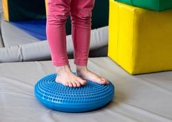 Exercises for sensory integration dysfunction. Sensory processing disorder.