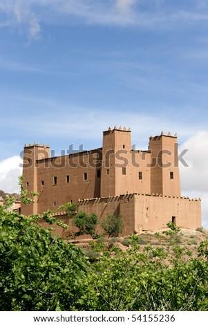 exotic castle