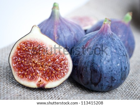 Exotic figs