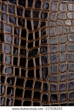 Exotic leather, texture background