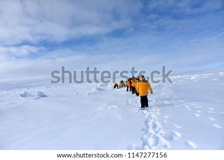 Expedition to Arctica