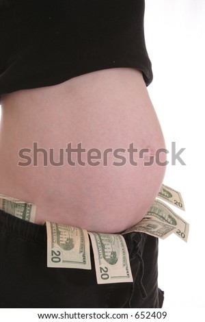Expensive Pregnancy one