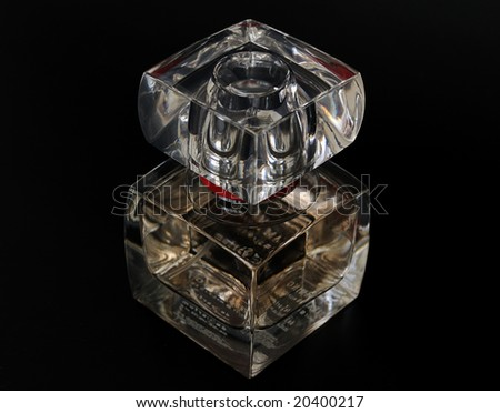 expensive woman's perfume