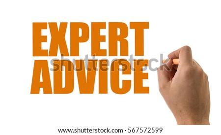 Expert Advice - Shutterstock ID 567572599