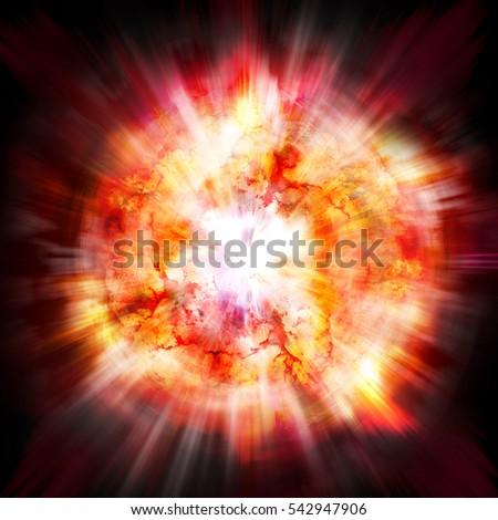 explosion #542947906