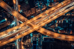Express ways, toll way, high way , roads in the city