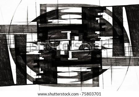 expressive abstract