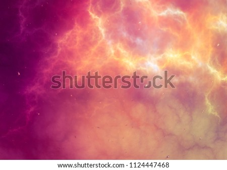 Expressive abstract background, with electric discharges of lightning. Dynamic texture, the atmosphere of the elements, strength, energy. The manifestation of the elements and expression
