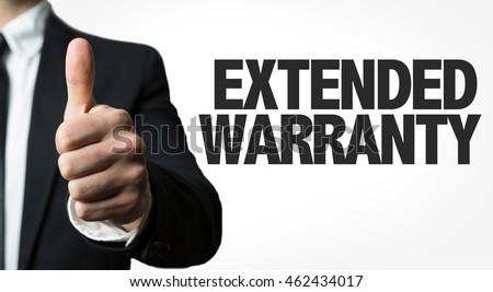 Extended Warranty #462434017