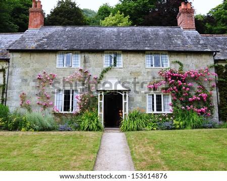 exterior and garden lawn of a...