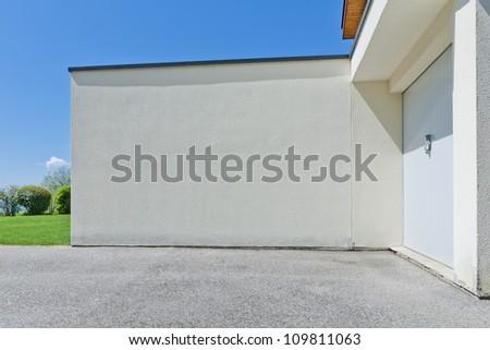 Exterior box