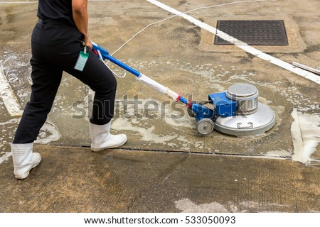 Shutterstock puzzlepix for Polished concrete cleaning products