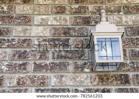 Exterior house light #782561203