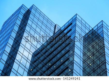 Exterior of building - Shutterstock ID 141249241