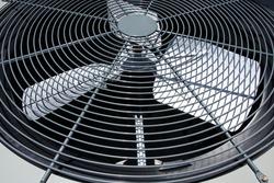 Exterior Unit Air Conditioner Fan