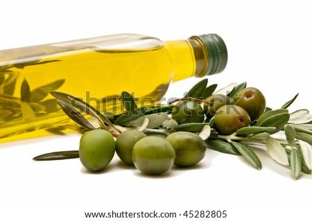 extra virgin olive oil Foto stock ©