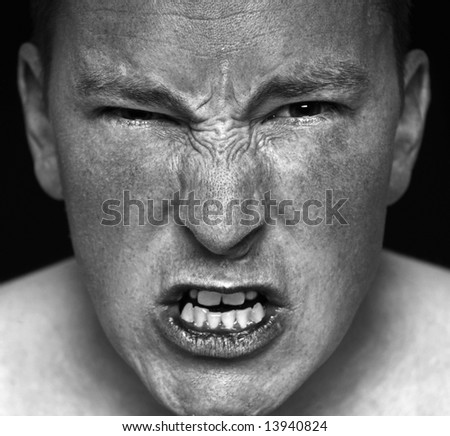 Extreme anger