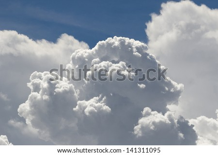 Extreme clouds