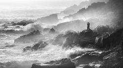 Extreme Fishing, Porth Nanven, Cornwall
