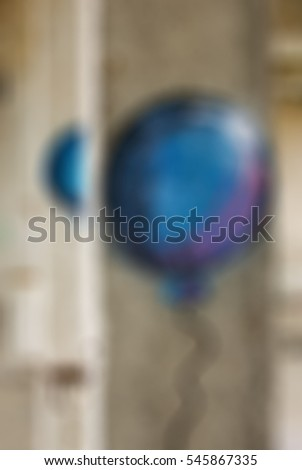 Extreme sports ropejumping theme creative abstract blur background with bokeh effect #545867335