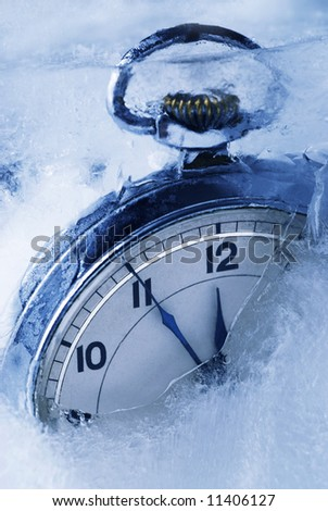 Extreme Weather Concepts - Frozen Time